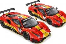 Indianapolis 8H: Ferrari stuurt twee wagens - AKKA ASP ook van de partij