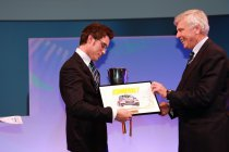 RACB Awards: Thierry Neuville is Driver of the Year - Belgian Audi Club Team WRT primus bij de teams