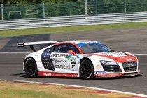 600 Km Spa: Kumpen-Longin-Makelberge en de Audi van PK Carsport opnieuw aan de leiding in de BRCC Endurance