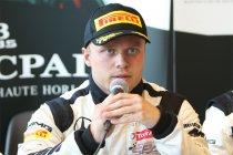België: Felix Rosenqvist gastrijder in de Porsche Mobil 1 Supercup