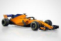 Foto's: McLaren onthult wagen Vandoorne en Alonso (+ Video)