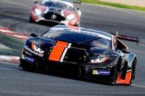 Barcelona: Zege in laatste race is voor de Antonelli Motorsport Lamborghini