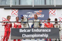 Spa Euro Race: MExT Racing Team schittert nu ook in Spa-Francorchamps