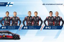 Hyundai neemt Breen mee naar Finland
