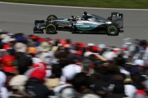 Canada: Hamilton klopt Rosberg in kwalificatie