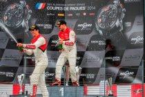 Gemengde gevoelens bij het Belgian Audi Club Team WRT na Nogaro