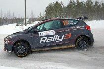 WRC: Fiesta Rally3 maakt officieel debuut in Kroatië