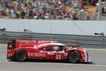 Na 3H: Porsche nog steeds aan de leiding - pech bij Audi