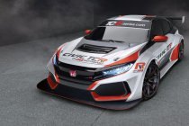 Honda Civic Type R TCR debuteert tijdens Dubai 24 Hours