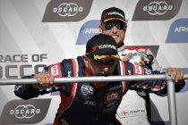 Marrakech: Ouwe rot Gabriele Tarquini (BRC Hyundai) wint chaotische zaterdagrace (UPDATE)