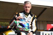 Benjamin Lessennes test met Boutsen Ginion Racing in Zandvoort
