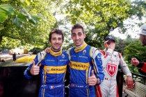 Donington: Sébastien Buemi zet toptijd neer op laatste testdag
