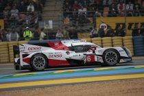Na 7 uren: Toyota neemt de leiding over