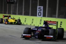 GP2: Singapore: Carlin piloten nemen eerste startlijn in