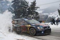 Rallye Monte Carlo: Winst voor Ogier - Top 3 voor Volkswagen