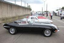 Zolder Historic GP: 60 years of Jaguar E-type at Circuit Zolder