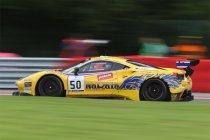 Newsflash: 24H Spa: Ferrari #50 van de baan
