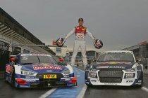 DTM primeert boven World RX voor Mattias Ekström