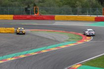 Spa GT Open: Sam Dejonghe behoudt podium in race 1