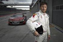 24H Nürburgring: Red Bull astronaut Baumgartner met Audi
