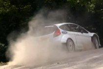 Video's:  Rallye Deutschland: De team toppers testen hun bolides