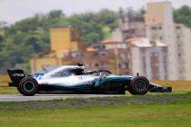 Brazilië: Mercedes op kop - Vandoorne P17