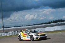 Nürburgring: Podiumplaats voor Pierre-Yves Corthals in Duitse TCR serie