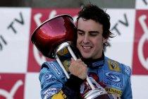Fernando Alonso voor meerdere jaren naar Renault