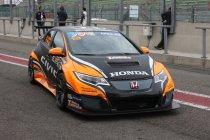 Spa GT Open: Honda van Monteiro/Lémeret snelste in de vrije training