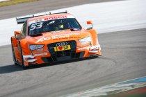Hockenheim: Green wint slotrace - Martin zesde