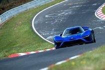 Elektrische Nio EP9 pakt ronderecord op Nürburgring Nordschleife