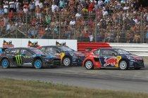 Peugeot-Hansen opnieuw met Sébastien Loeb en Timmy Hansen - Kevin Hansen op derde wagen