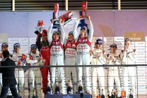 6H Spa: Audi wint na beklijvend duel met Porsche