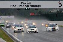 Sprint race 1: Edouard Mondron is de regenmeester