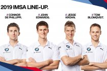 Tom Blomqvist vervangt Sims bij BMW Team RLL