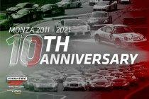 Endurance Cup viert 10-jarig jubileum van de eerste race op Monza