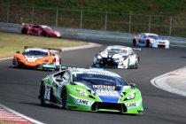 Hungaroring: Lamborghini en BMW behalen ieder een overwinning