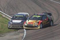 Finland: Waanzinnig tempo met drie raceweekends op rij voor het WK RallycrossRX