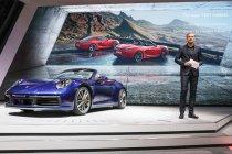 Geneva International Motor Show: Porsche lanceert drie nieuwe modellen