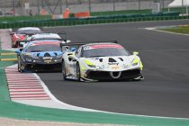 Ferrari Finali Mondiali: John Wartique tweemaal op het podium