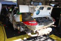 Newsflash: 24H Zolder: Stukke koppeling voor de Very Bold Racing Porsche