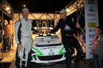 East Belgian Rally: Patrick Snijers schenkt Porsche eerste zege sinds 1985 (foto update)