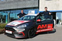 Tweevoudig kampioen Kenny Herremans opnieuw met FordStore Feyaerts