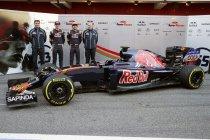 Toro Rosso onthult zijn kleuren op de STR11