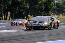 Paul Ricard: Lamborghini op pole - Belgen net buiten top tien