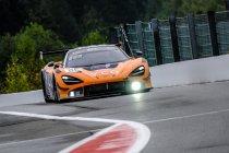 McLaren racet mee in Fanatec GT World Challenge powered by AWS