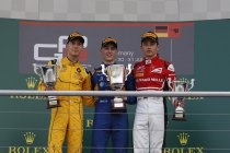 GP3: Hockenheim: Antonio Fuoco op zaterdag, Jake Hughes op zondag