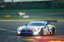 24H Spa: Team Black Falcon Mercedes #4 claimt voorlopige pole