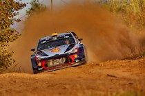 WRC: Mikkelsen houdt de kop in Catalunya