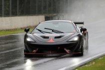 Hamofa Motorsport toont nieuwe McLaren voor Belcar